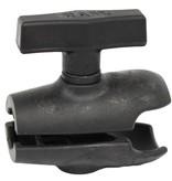 """RAM Mounts® 1.5"""" Ball / Octagon Socket Arm"""