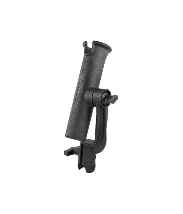 RAM Mounts® Revolution Tube Rod Holder with Ratchet Interface, No Base