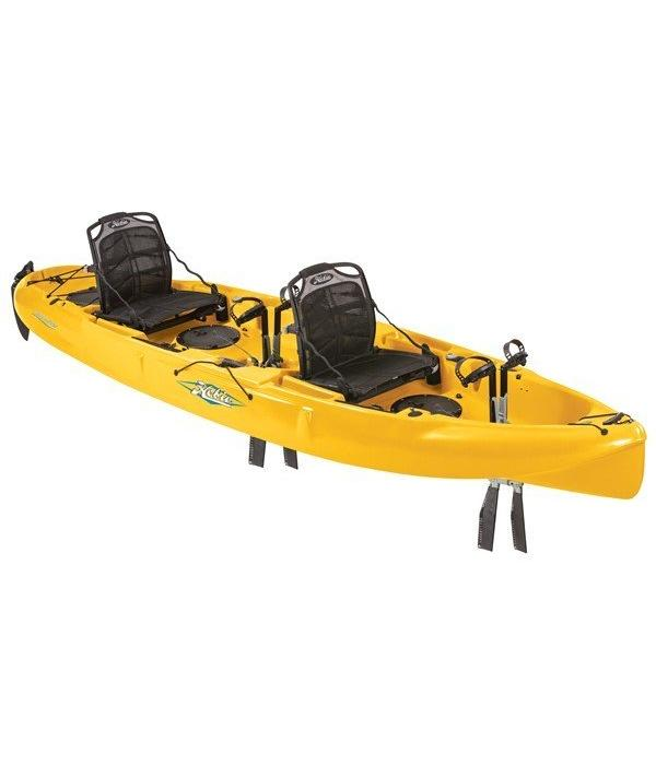 Hobie 2017 Mirage Outfitter Tandem (Prior year Model)