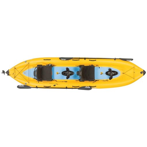 Hobie 2017 Mirage Inflatable i14T Mango/Slate (Prior Year Model)