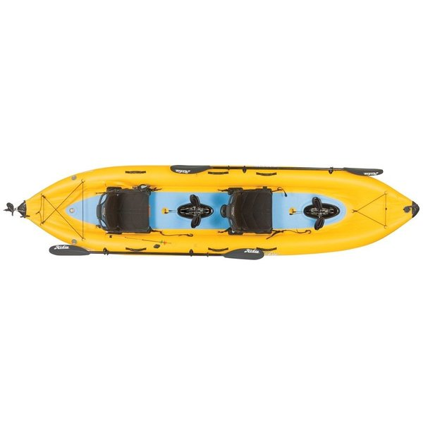 (Prior Year Model) 2017 Mirage Inflatable i14T Mango/Slate