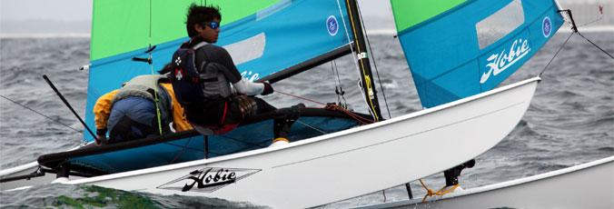Hobie Sailboat Product Support - Mariner Sails - Mariner Sails