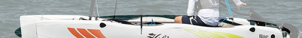 Hobie Wave Hull Parts