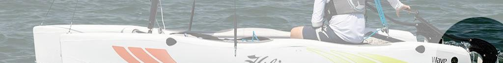 Hobie Wave Rudder Parts (Non-EZLoc)