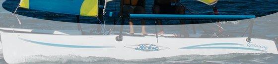 Hobie Getaway Sails & Sail Parts