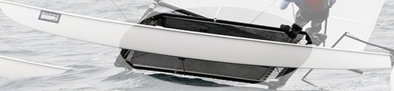 Hobie 14 Rear Crossbar Parts