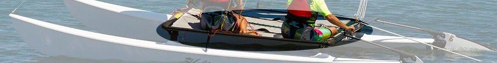 Hobie 16 Trampoline & Sidebars