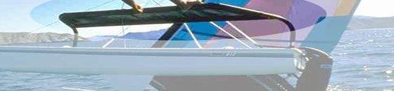 Hobie 17 Wing Parts