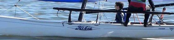 Hobie 18 Main Sail Parts