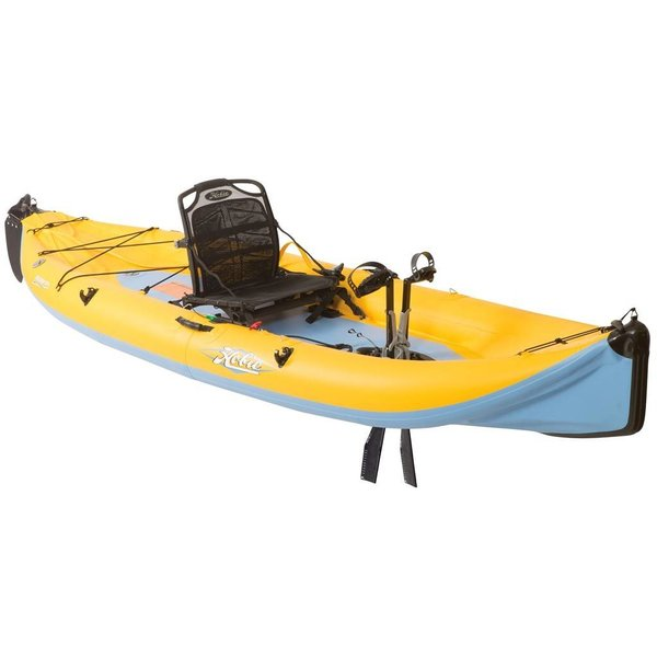 (DEMO) 2016 Mirage Inflatable i12S Mango/Slate