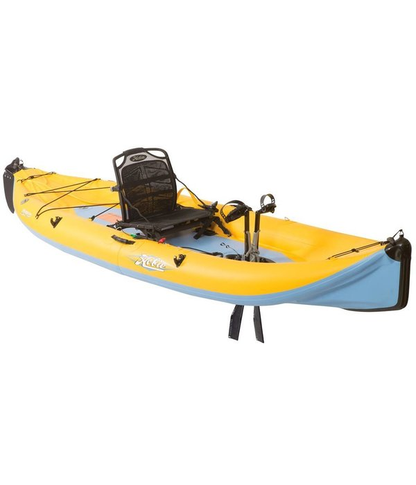 Hobie (DEMO) 2016 Mirage Inflatable i12S Mango/Slate
