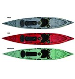 Viking Kayaks ProFish Reload with Kid Pod & 4 Flush Mount Rod Holders