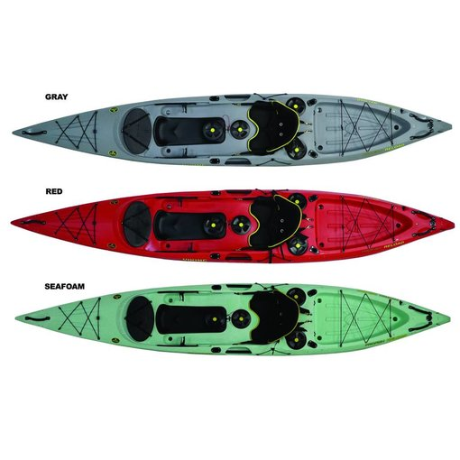 Viking Kayaks (Prior Year Model) ProFish Reload with Kid Pod & 4 Flush Mount Rod Holders