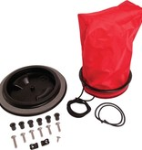 Harmony Hatch Kit - 6.5'' With Catch Bag