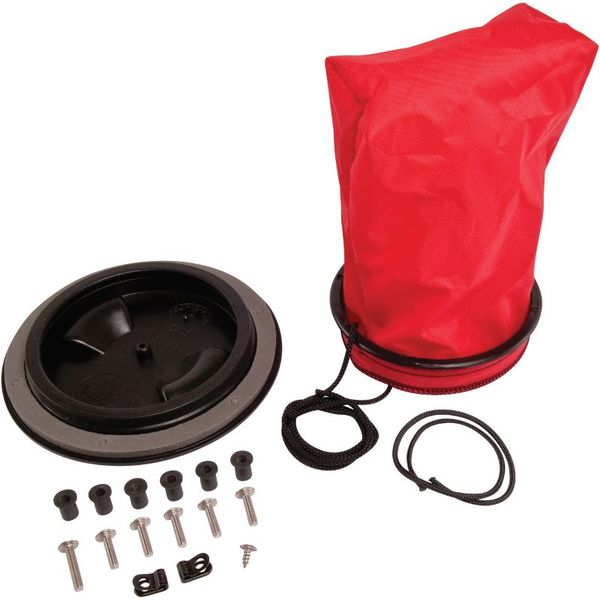 Hatch Kit - 6.5'' With Catch Bag