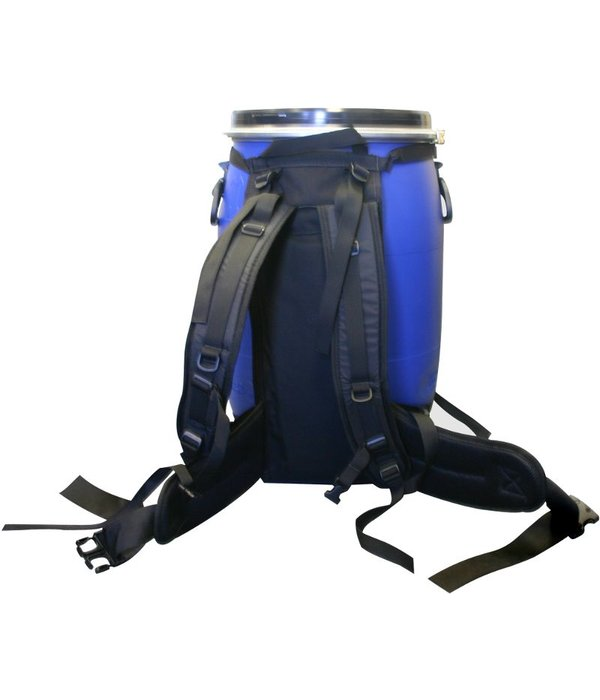 Harmony IMPROVED  - Dry Storage Barrel Harness:  60 Liter