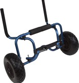 Harmony Sit On Top Boat Cart With Flat Free Wheels (Foam-Filled Tire)