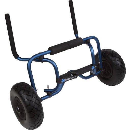 Harmony SOT Boat Cart w/ Flat Free Wheels (Foam-Filled Tire)