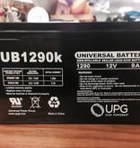 Battery - 12 V 9 Amp Sla