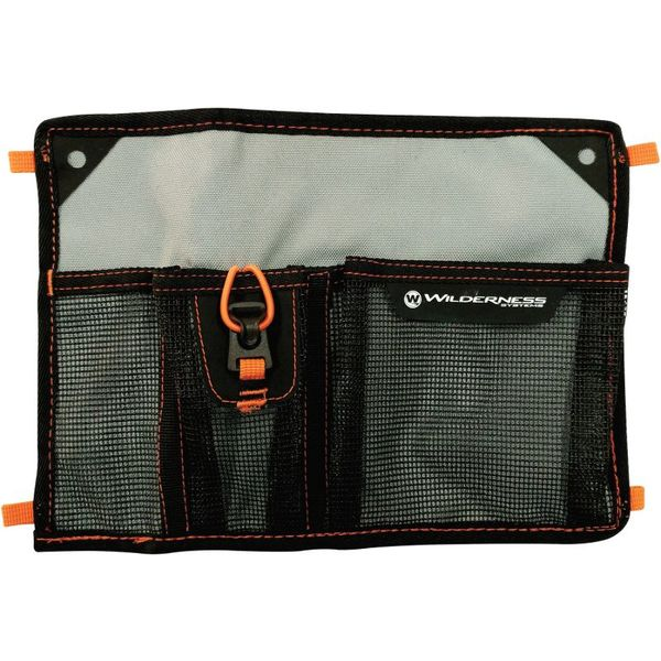 Mesh Storage Sleeve - 3 Pocket