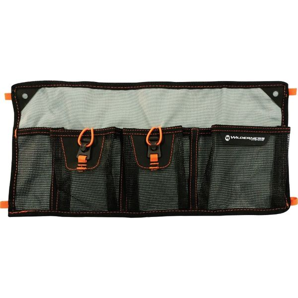 Mesh Storage Sleeve - 4 Pocket