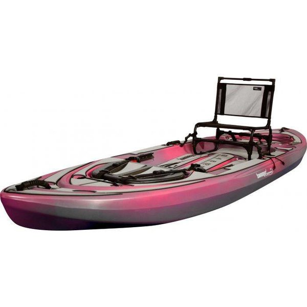 The Amigo Pink Camo (With Casting For Recovery Pad Kit)