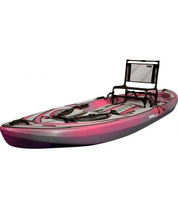 Diablo Paddlesports The Amigo Pink Camo (With Casting For Recovery Pad Kit)