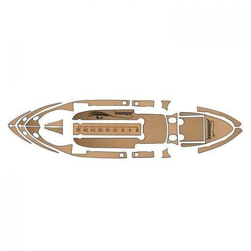 Diablo Paddlesports 6MM Deck Traction Kit for Amigo