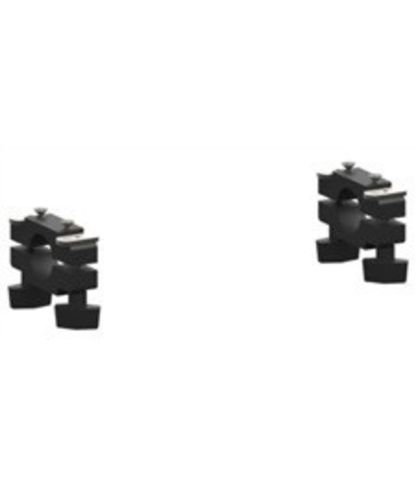Yak-Attack GearTrac Bar Clamp for GT175 - Pa Rail 2Pk