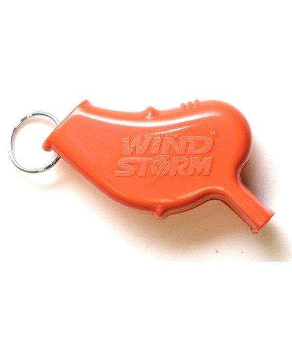 Yak-Attack Windstorm Whistle - Orange