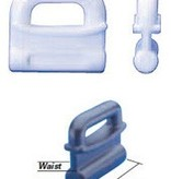 Internal Slug Sail Slides - Plastic (Pack of 5)