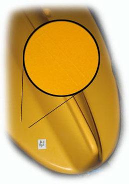 do hobie kayaks have serial numbers