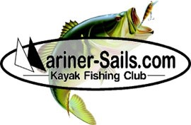 Mariner Sails Kayak Fishing Club