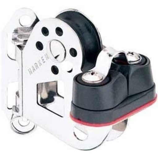 Harken (Discontinued) 29mm Pivoting Lead Block With Cam Cleat (Replaced By HAR 396)