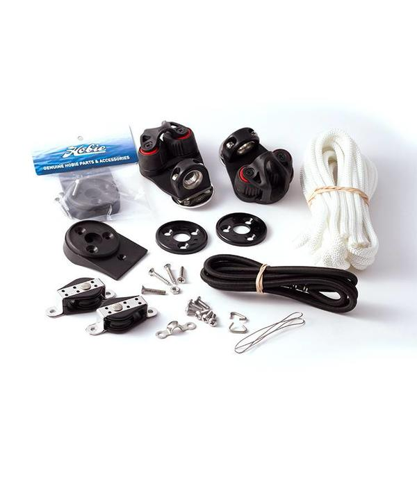 Hobie Jib Traveler Trim Kit With Swivel