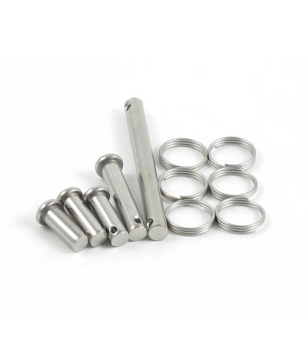 Hobie Clevis Pin Set H17/20