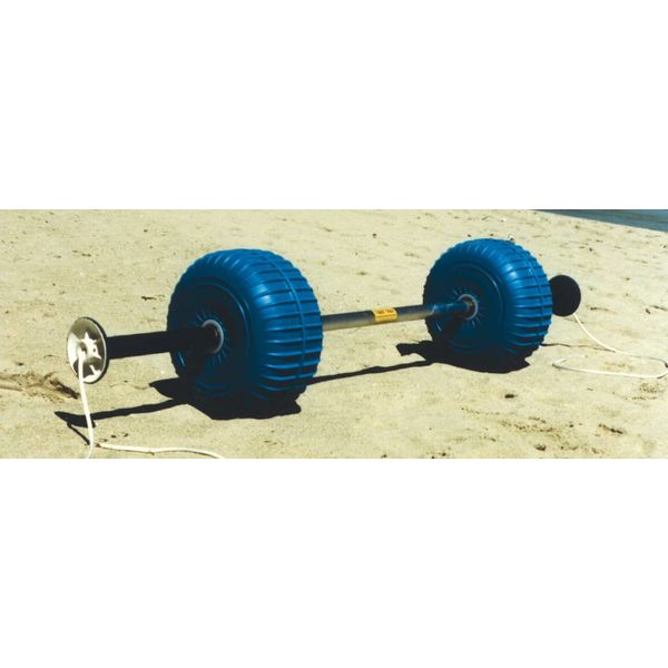 Tiger Trax W/ 8Ft Axle