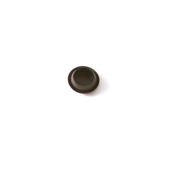 Seal Cap-Black 5/8In
