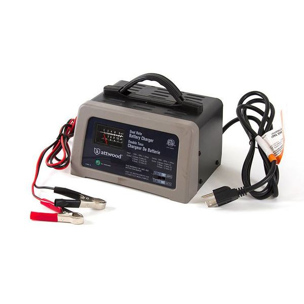 Battery Charger 12 / 6 Volt