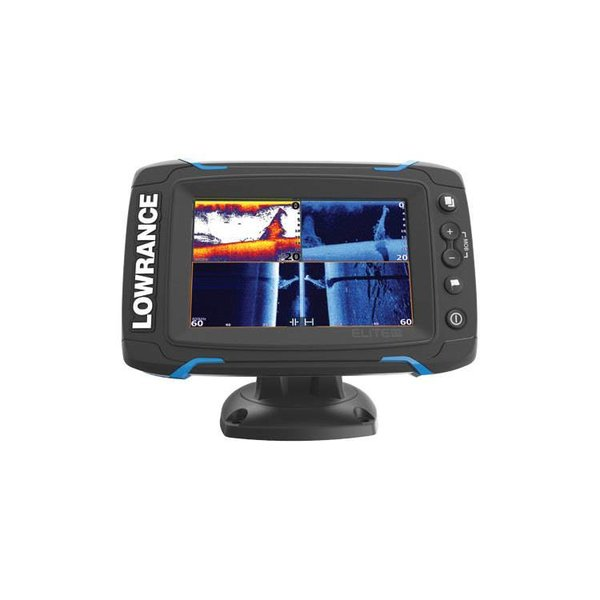 Lowrance Hook - Elite-5 Ti Di