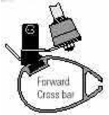 Hobie Forward X-Bar H-16 With Step