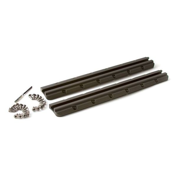 "Geartrac 12"" 2 Pack With Hardware"