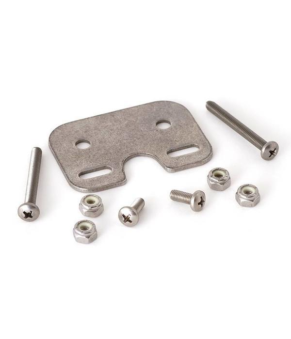 Hobie Adapter Plate W/Hardware Harken