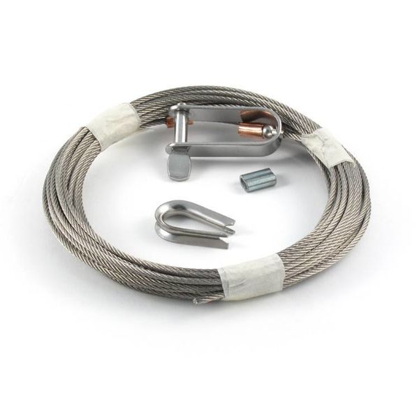 H16 Wire Main Halyard (Non-Comptip)