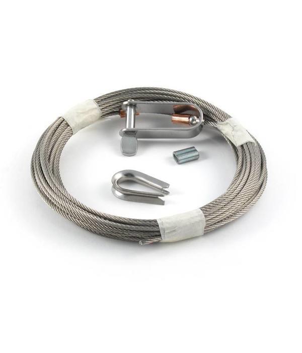 Hobie H16 Wire Main Halyard (Non-Comptip)