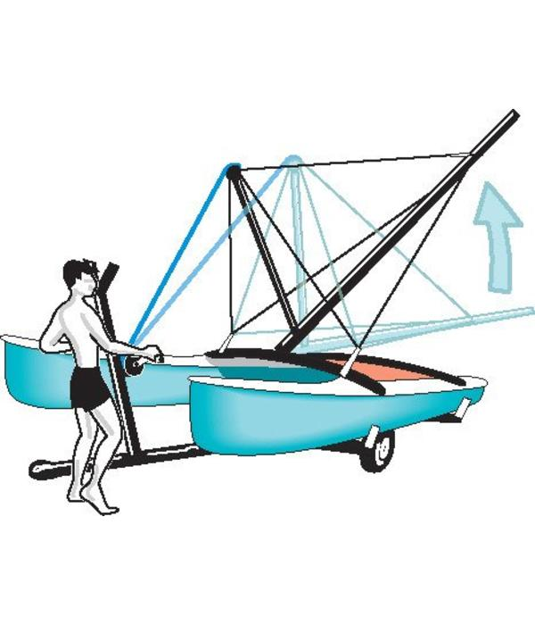 Hobie Mast Stepper III
