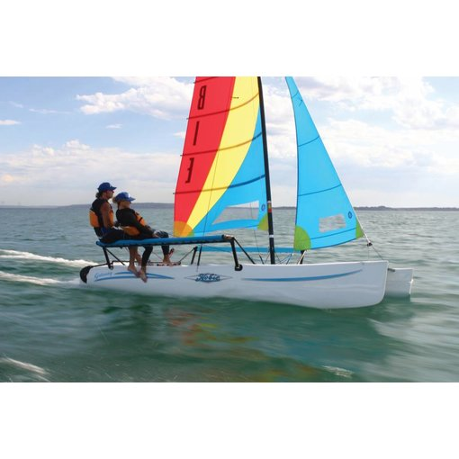Hobie Wing Set Getaway With Turquoise Cover