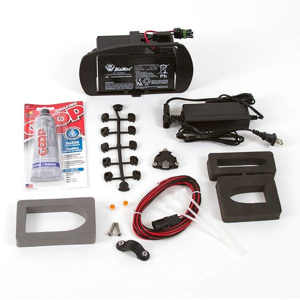 Fishfinder Install Kit (discontinued)