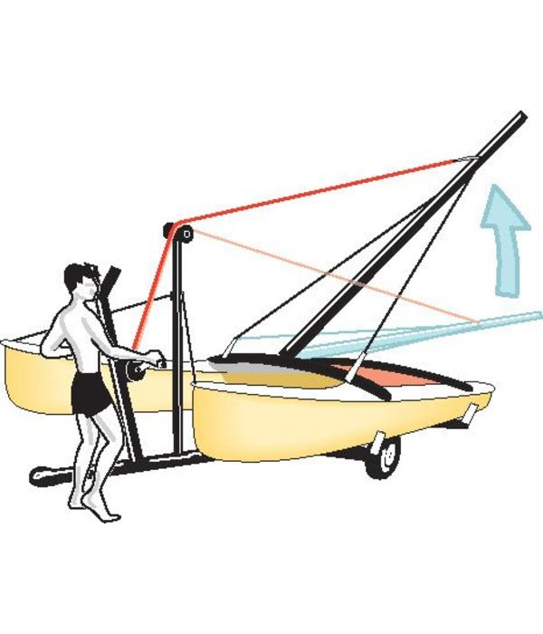 Hobie Mast Stepper