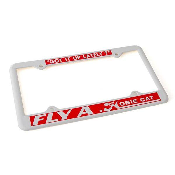 License Frame-Fly A Hobie